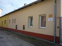 Budova azylového domu pro muže a ženy, noclehárny